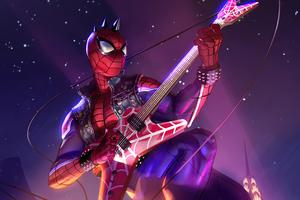 Spiderpunk 4k