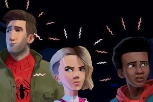 SpiderVerse Heroes