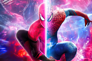 Spiderverse Spiderman 4k