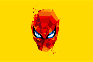 Spidey Mask Artwork