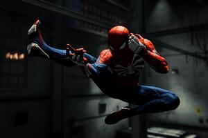 Spidey PS4 4K
