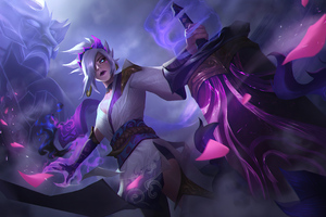 Spirit Blossom Riven Spirit Blossom Riven Wallpaper
