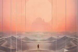 Spiritual Journeys 4k Wallpaper