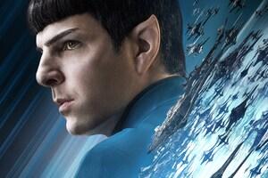 Spock Star Trek Beyond Wallpaper