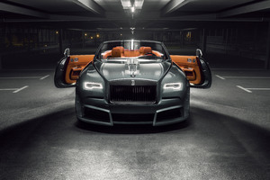 Spofec Rolls Royce Dawn Overdose 2017 Wallpaper