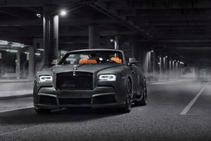Spofec Rolls Royce Dawn Overdose 2017 Front Wallpaper