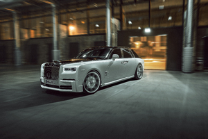 Spofec Rolls Royce Phantom 2019 Wallpaper