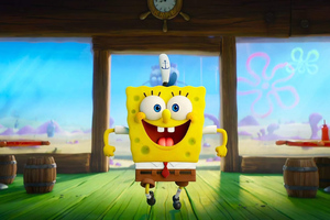 Sponge On The Run 4k