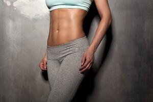 Sports Girl Fitness Wallpaper