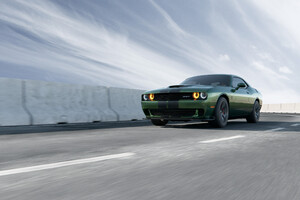 Srt Dodge Challenger 4k Wallpaper