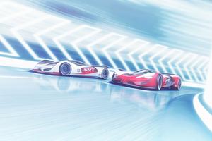 SRT Tomahawk Gran Turismo 4k