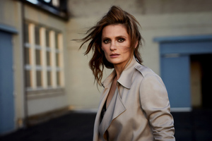 Stana Katic Photoshoot For Imagista Wallpaper