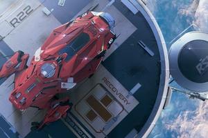 Star Citizen RSI Apollo Concept 4k