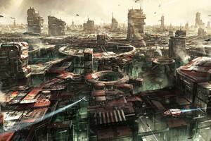 Star Citizen Science Fiction 5k