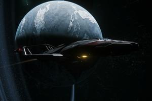 Star Citizen Space 4k