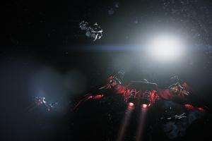 Star Citizen Space Art