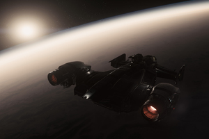 Star Citizen Space Flight