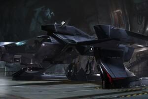 Star Citizen Space Ship