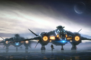 Star Citizen Spaceships