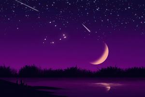 Star Gazing 8k