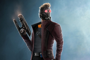 Star Lord 2020 4k Wallpaper