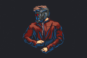 Star Lord 2020 Artwork Wallpaper