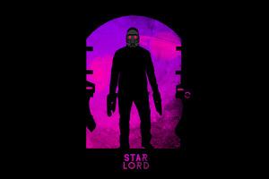 Star Lord 4k Art