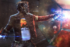 Star Lord 5k Artworks