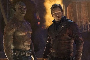 Star Lord And Drax The Destroyer In Avengers Infinity War 2018 4k