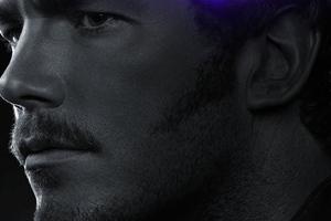 Star Lord Avengers Endgame 2019 Poster