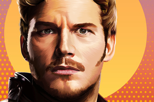 Star Lord Chris Pratt