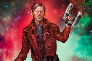Star Lord Come With Me And Escape
