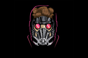 Star Lord Fan Artwork HD
