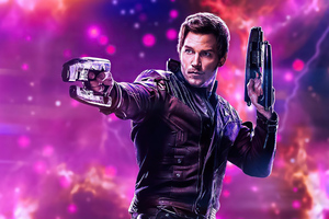 Star Lord Guardian Of The Galaxy 3