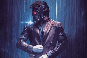 Star Lord New Art HD
