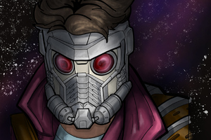 Star Lord New Artwork 2019 Wallpaper