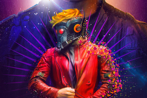 Star Lord New Artwork