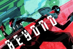 Star Trek Beyond 4k New Poster Wallpaper