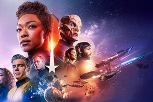 Star Trek Discovery Season 2 4K Wallpaper