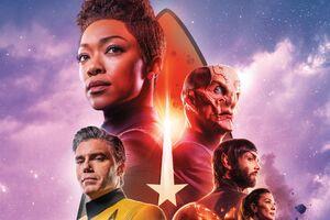 Star Trek Discovery Season 2 Poster Wallpaper