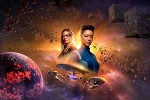 Star Trek Online Legacy 4k Wallpaper