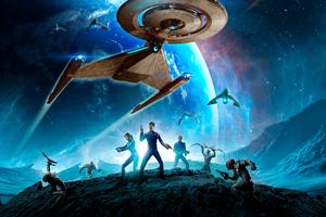Star Trek Online Video Game