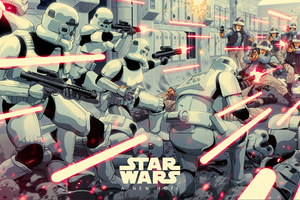 Star Wars A New Hope Wallpaper