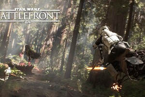 Star Wars Battlefront EA Games Wallpaper