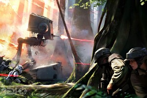 Star Wars Battlefront Game Wallpaper