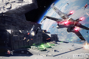 Star Wars Battlefront II 2017 3 Wallpaper