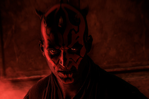 Star Wars Battlefront II Darth Maul Wallpaper