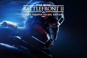 Star Wars Battlefront II Elite Trooper Deluxe Edition