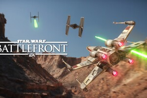 Star Wars Battlefront PC Game Wallpaper