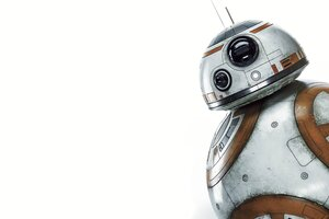 Star Wars BB Droid Wallpaper